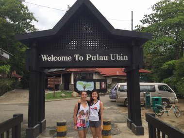 #85 - Cycling around Pulau Ubin