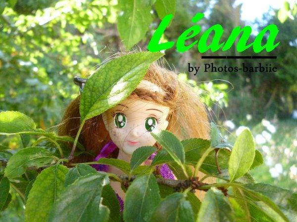 Ma petite 1 ere : Léana