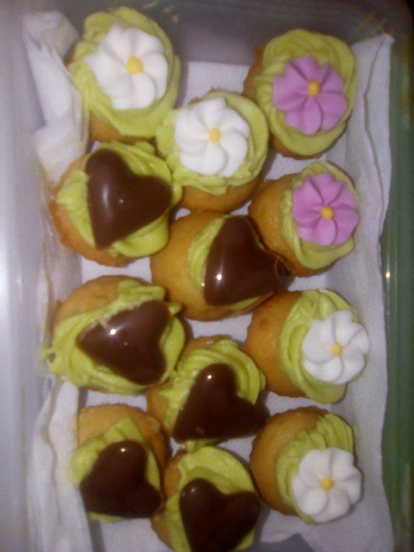 Cupcakes !!!