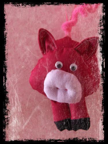 Un petit cochon .....