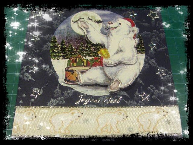 Encore des cartes de Noël