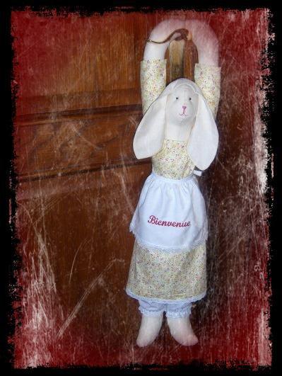 Gardienne de la porte