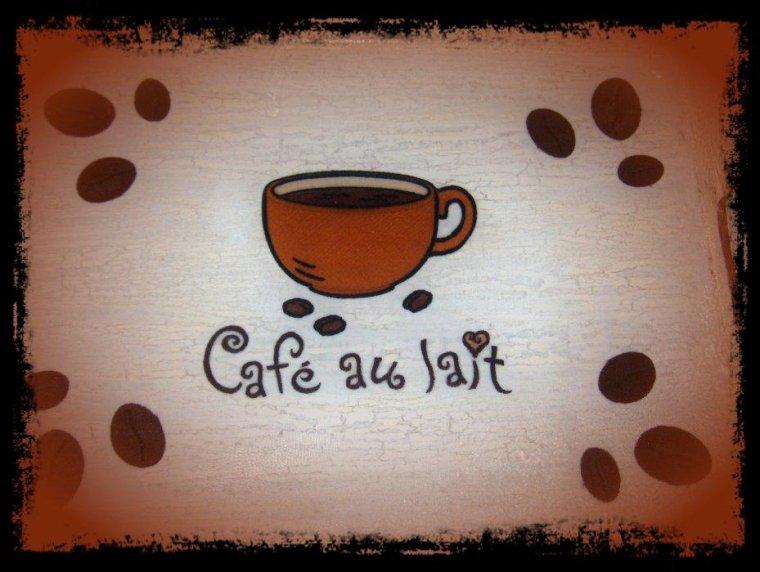 C'est l'heure d'une pause café