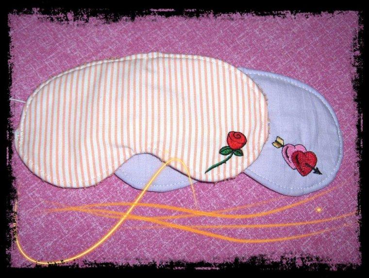 Masque pour dormir de Tilda