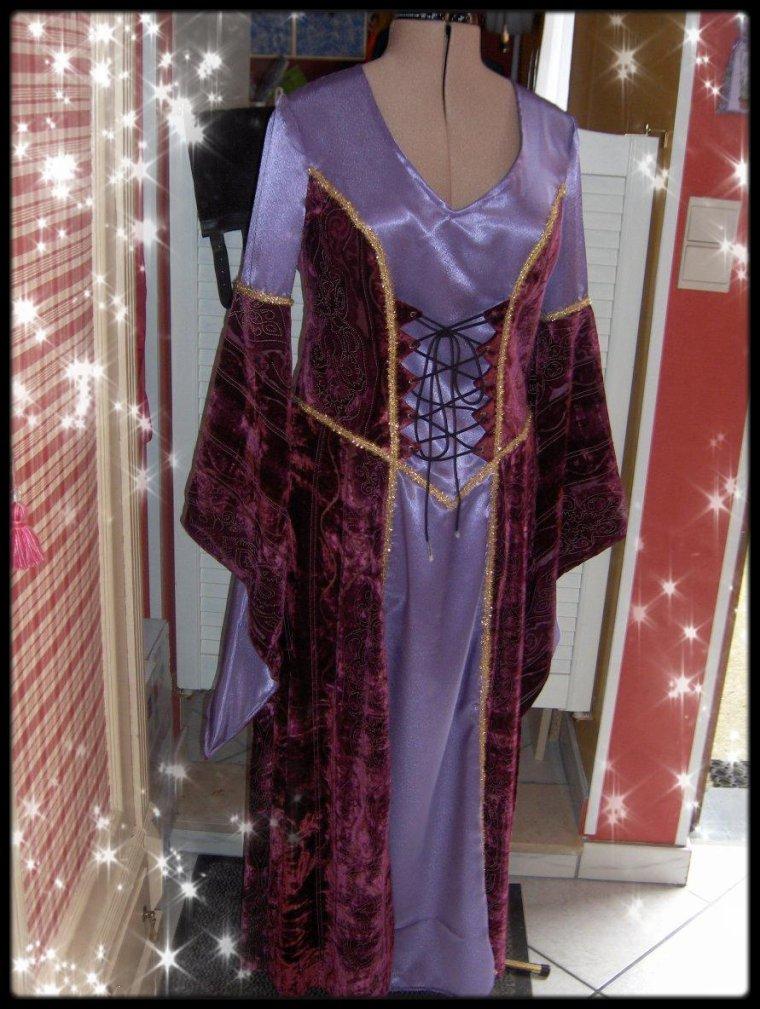 Robe pour Elfie