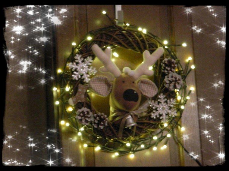 Couronne Pour Noël