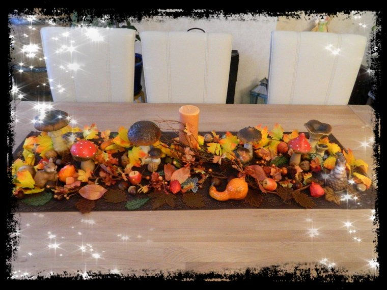Table Automne