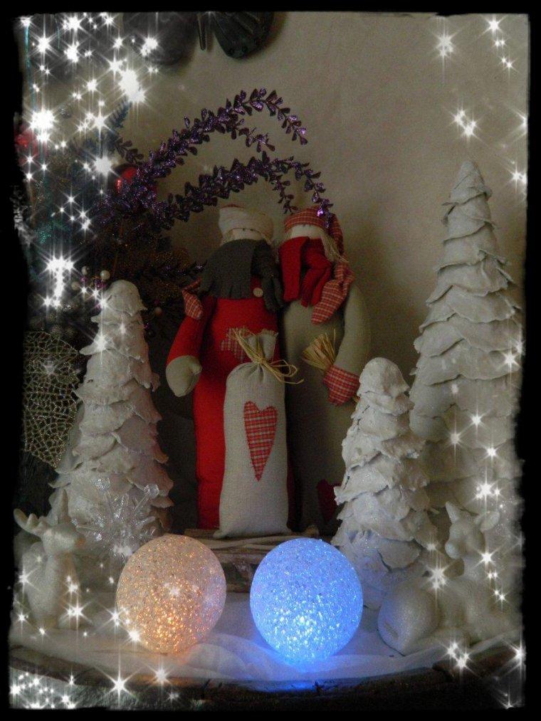 Déco de Noël 2015...