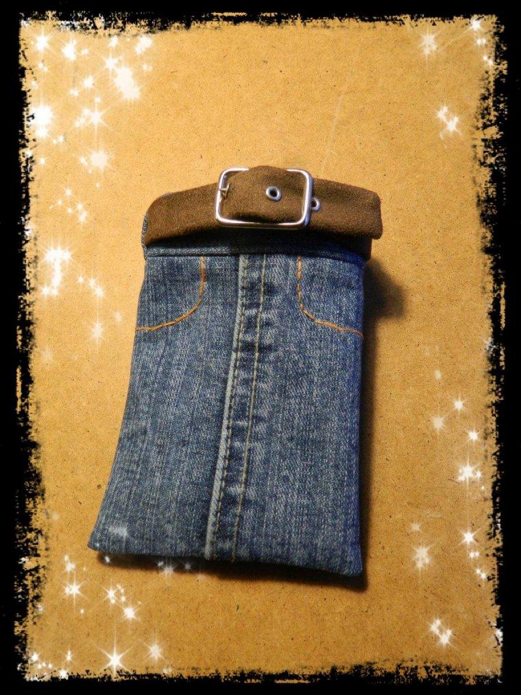 Pochette Pantalon pour GSM