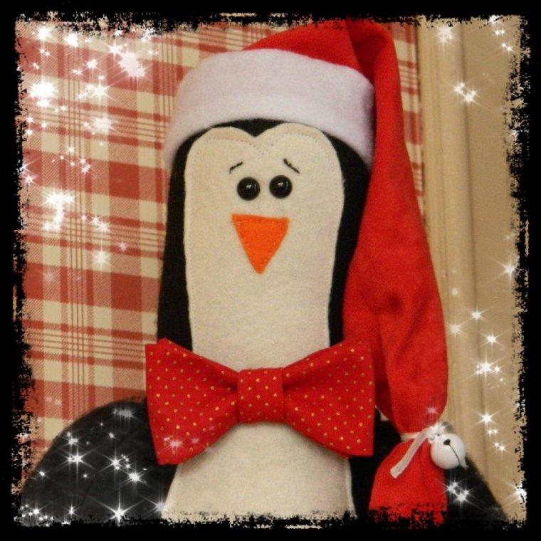 Pingouin pour Noël 2016