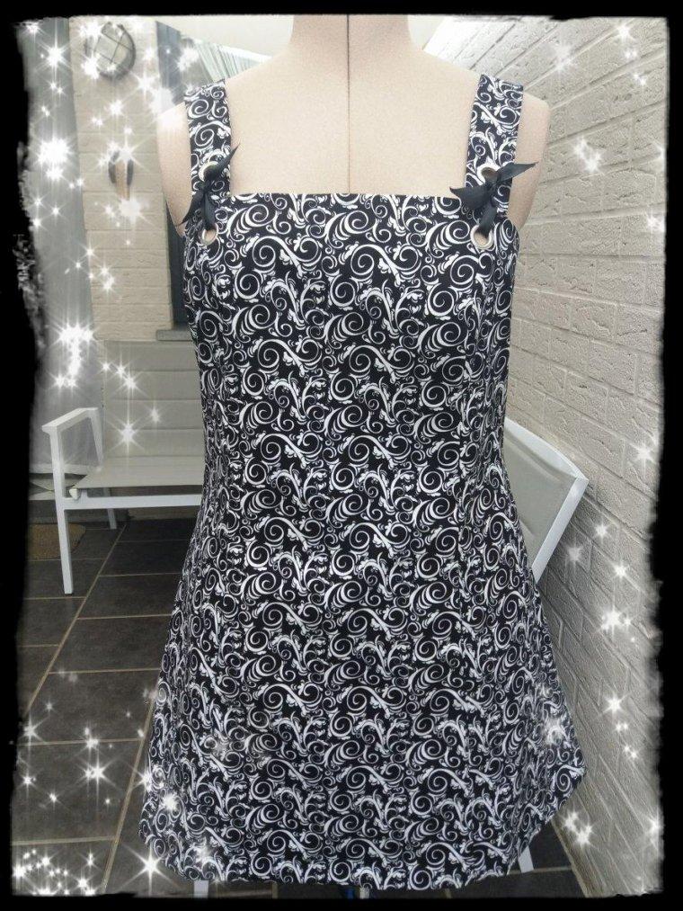 Petite robe pour l'été.
