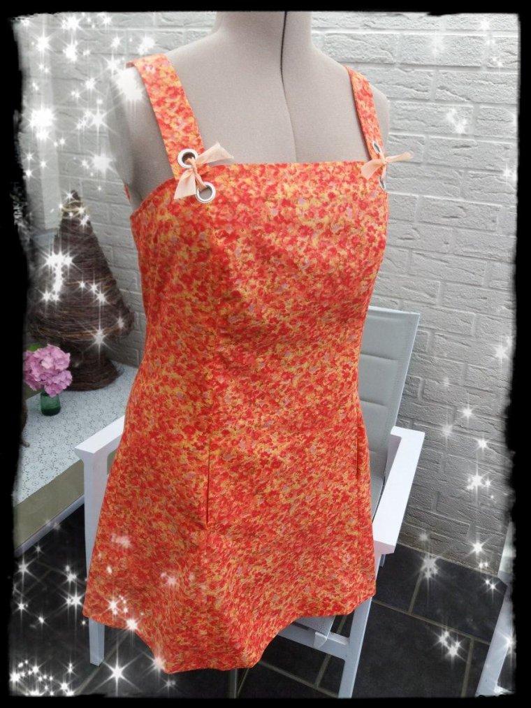 Petite robe pour l'été 2