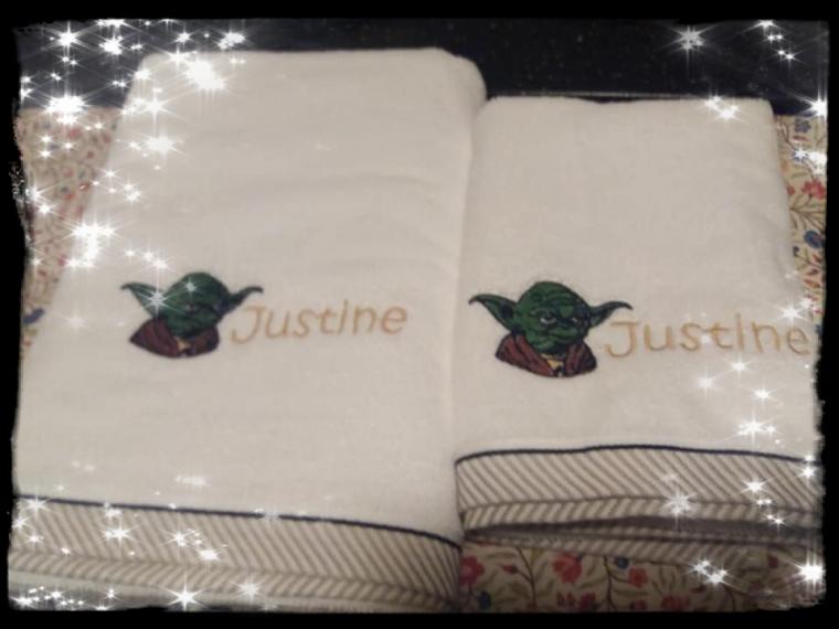 Justine / Star Wars