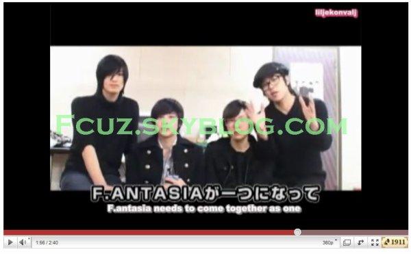 _ Let's play avec les Fcuz + Message au F.antasia _