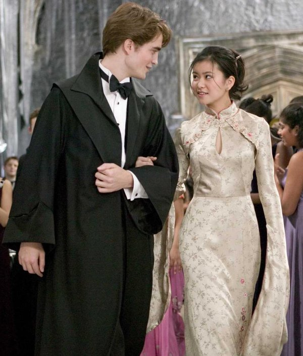 Cedric Digory & Cho Chang