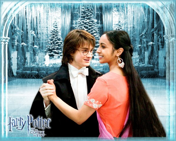 Harry Potter & Padma Patil