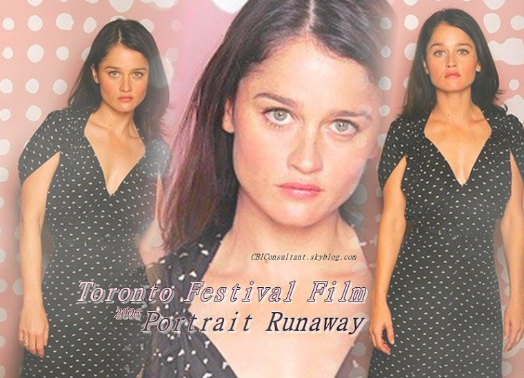 Ancien photoshoot de Robin Tunney