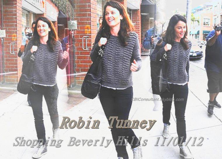 News Robin Tunney