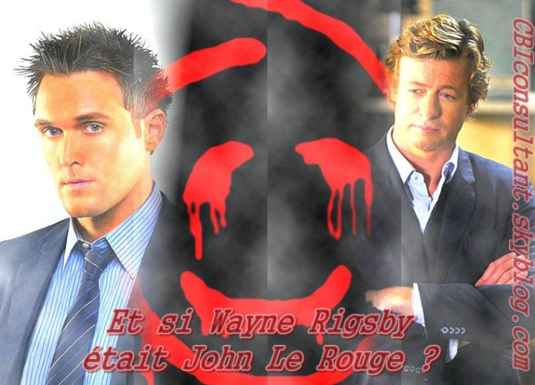 Mentalist : Et si Wayne Rigsby était John le Rouge ?