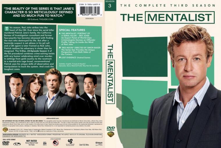La saison 3 est DVD se 22 décembre 2011