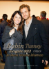 Robin Tunney et Simon Baker ont été vue au Museum de Santa Monica le 17/03/12
