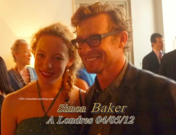 News de Simon Baker il a été aperçu en Angleterre le 04/05/12 voici la photo