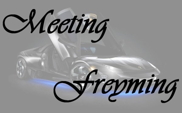 Meeting Freyming-Merlebach