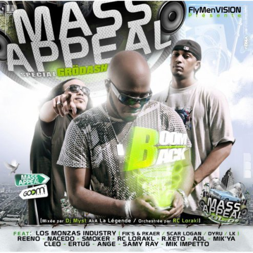 Mixtape Mass Appeal Vol.1 special Grodash