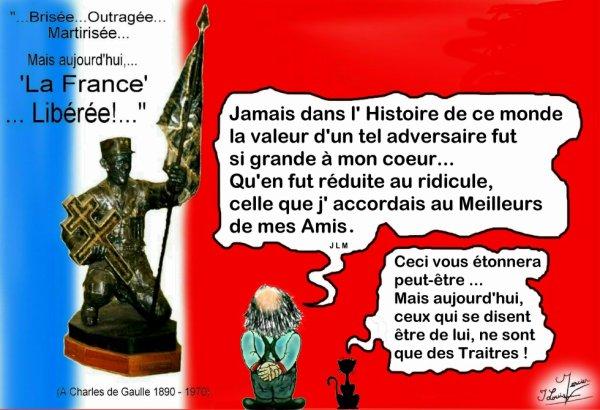 Charles De Gaulle : 47 ans déjà...