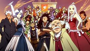 Fairy Tail Guilde