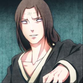 My Anime Character : Neiji Hyuuga