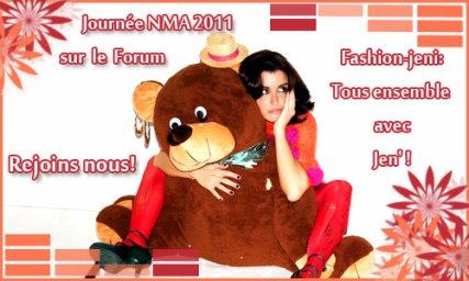 Nrj music awards 2011: Tous avec Jenifer !