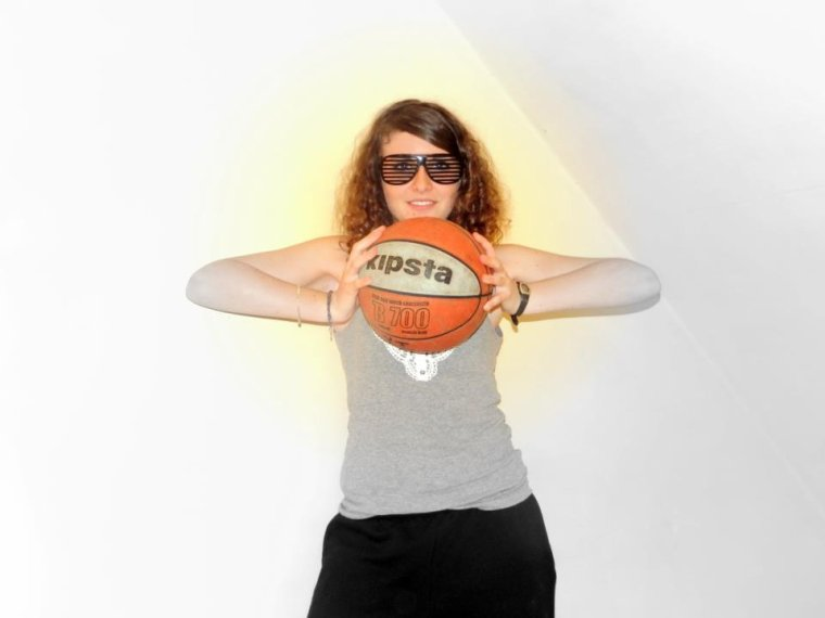 Basket-ball, more a sport.