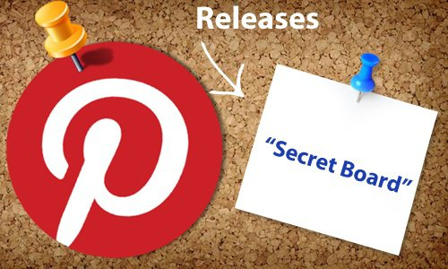 Pinterest reveals secret boards