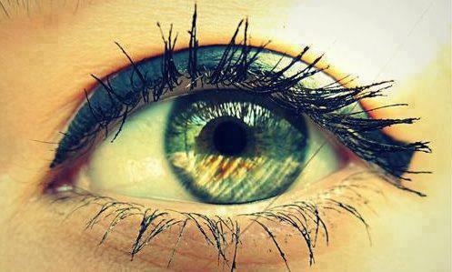 mon oeil XD