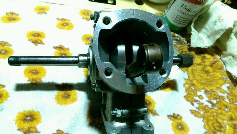 Petit boulot: moteur TMM