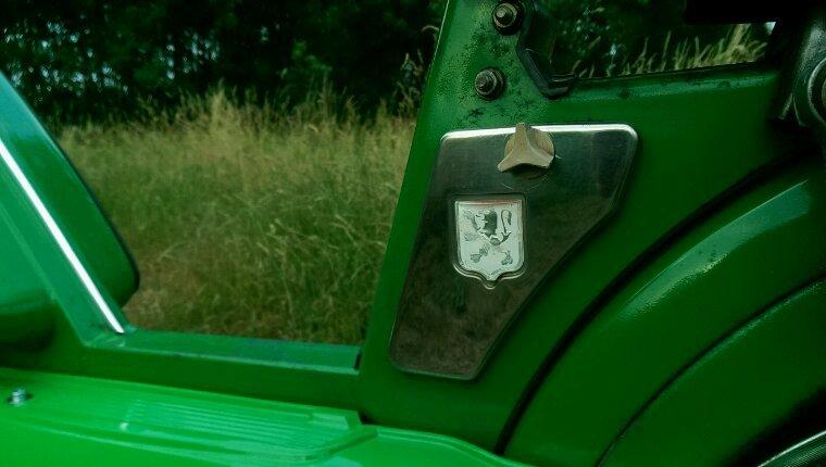 Peugeot 103 vert... a vendre