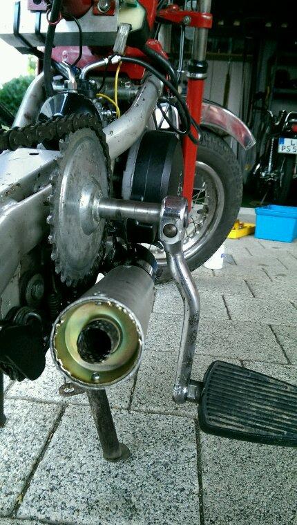 Pot nouveau pour la GT10