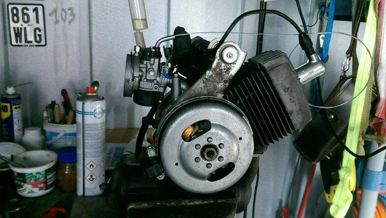 GT10... Problèmes avec le moteur