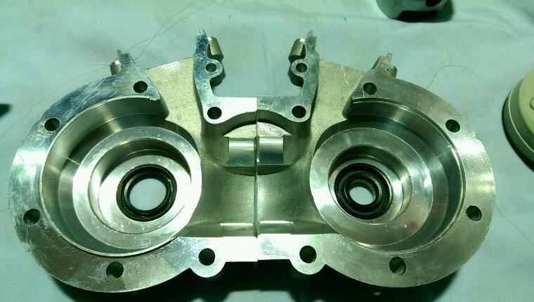 Préparer un moteur TMMP