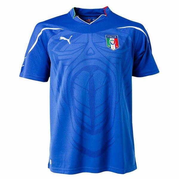 le nouveau maillot d'italie a domicile