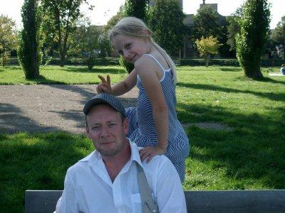 ma fille et moi a lie robinson a visé