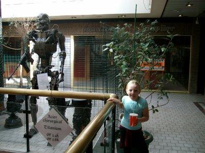 ma fille et terminator