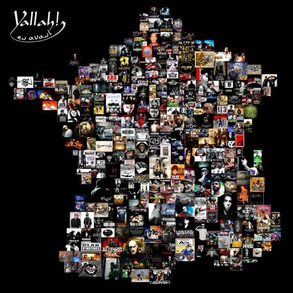 """CRSKP présente la Relève / NEW """"Une page blanche"""" by Gueule D'Ange feat Malik Zuitdi du groupe Killabizz (2011) (2011)"""
