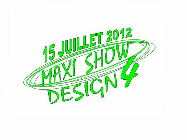 En préparation du MAXI SHOW DESIGN 4