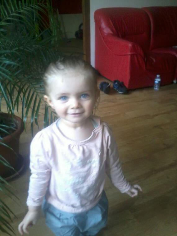 Ma petite fille ines 3ans :-)