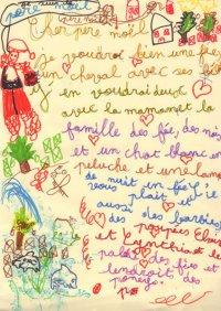 Exemple De Lettre Pour Le Pere Noel.Articles De Nanou02300 Tagges Lettre Au Pere Noel Le