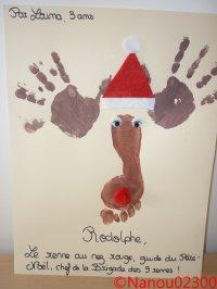 Rudolph, le renne au nez rouge