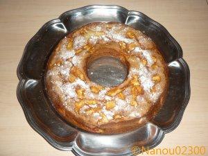 Fiche 49 : Recette du gâteau aux pommes