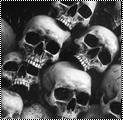 Thème : tête de morts